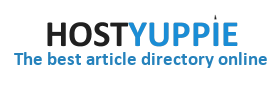 HostYuppie Article Directory